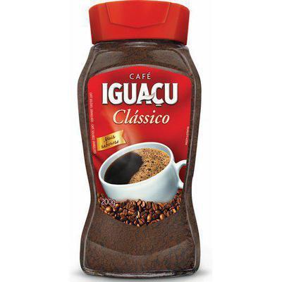 CAFE IGUACU SOLUV.GRANUL.CLASS.200G VD