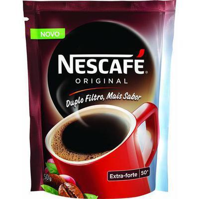 CAFE NESCAFE SOLUV.ORIGINAL 50G SACHE