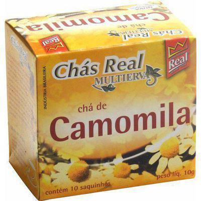 CHA MULTIERVAS CAMOMILA 10G C/10