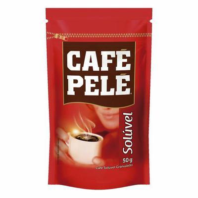 CAFE PELE SOLUV.GRANULADO 50G SACHE
