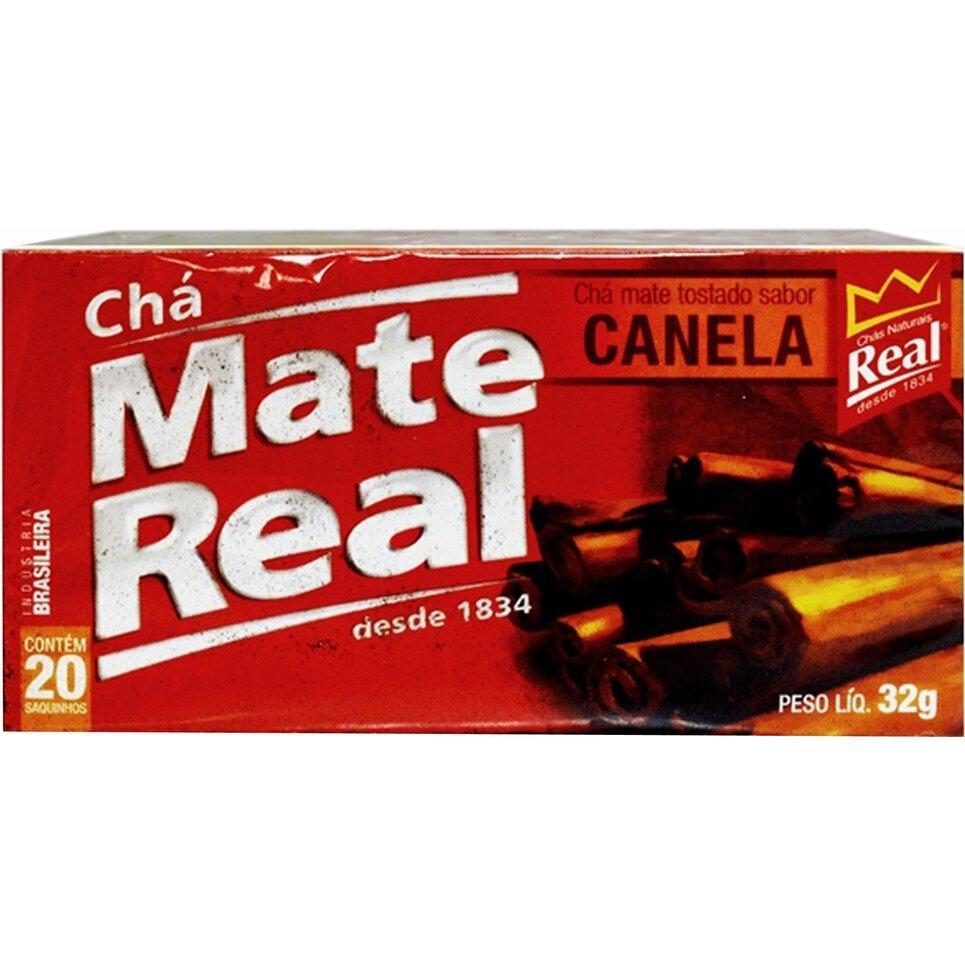 CHA REAL CANELA 32G C/20