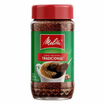 CAFE SOLUVEL MELITTA 200G