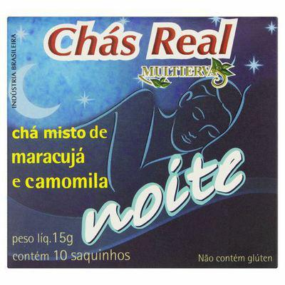 CHA REAL SUAVE NOITE 10G