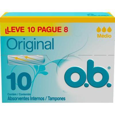 Absorvente O.B.