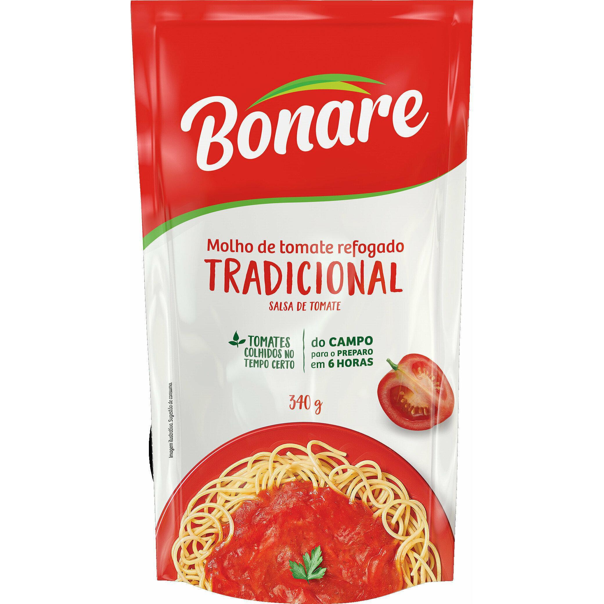 Molho De Tomate Bonare