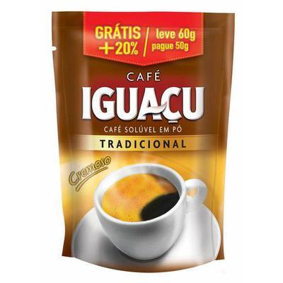 CAFE IGUACU SOLUV.TRAD.L60G P50G