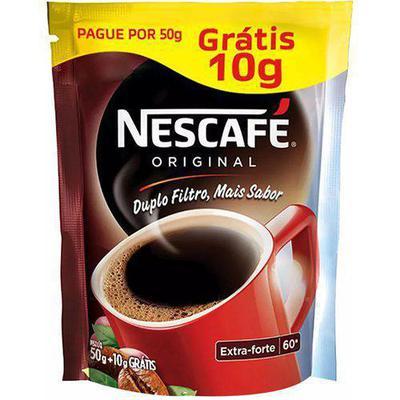 CAFE NESCAFE SOLUV.ORIG.L60G P50G SACHE