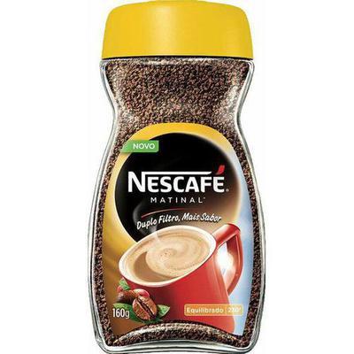 CAFE NESCAFE SOLUV.MATINAL 160G VD