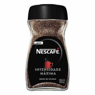 CAFE NESCAFE SOLUV.INTENS.MAX.160G VD