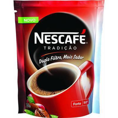 CAFE NESCAFE SOLUV.TRADICAO 50G SACHE