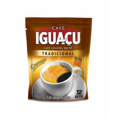 CAFE IGUACU SOLUV.TRAD.50G SACHE