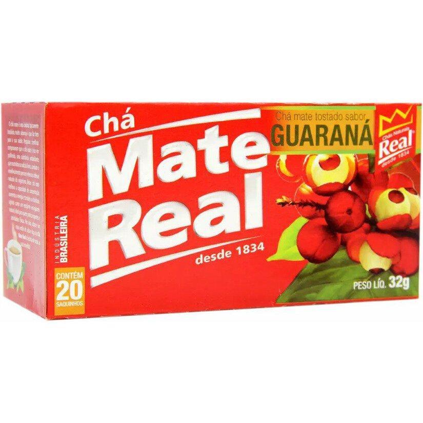 CHA REAL GUARANA 32G C/20