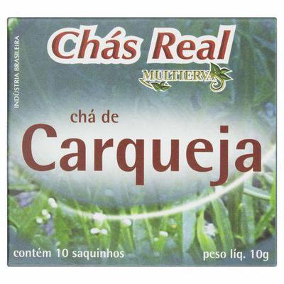 CHA MULTIERVAS CARQUEJA 10G C/10