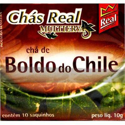 CHA MULTIERVAS BOLDO 10G C/10