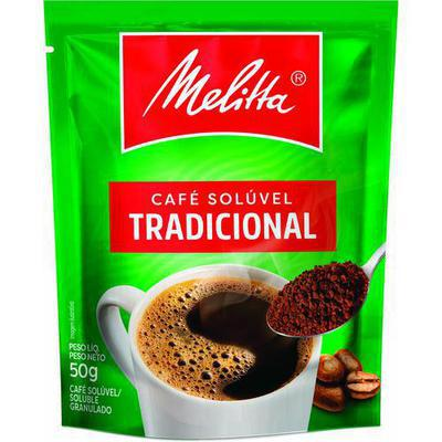 CAFE MELITTA SOLUV.TRAD.50G SACHE
