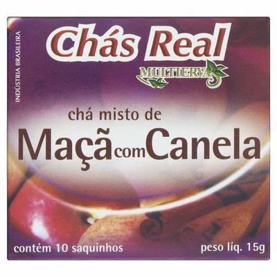 CHA MULTIERVAS MACA/CANELA 15G C/10