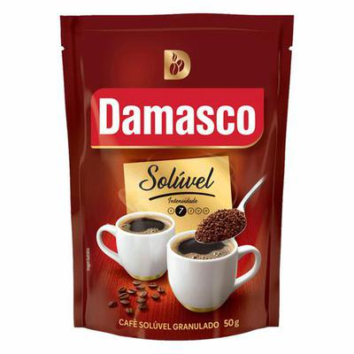 CAFE DAMASCO SOLUV.TRAD.50G SACHE