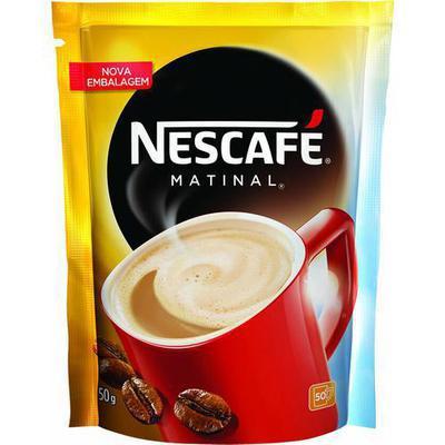 CAFE NESCAFE SOLUV.MATINAL 50G SACHE